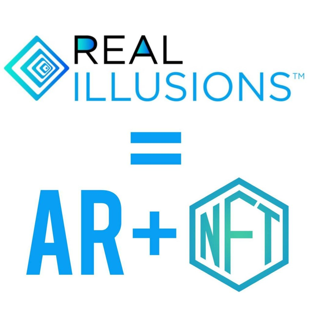 real illusions ar nft